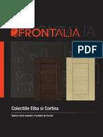Catalog Bucatarii Elba Cortina