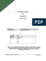 20111116 Aula 3 - Project Charter - Exemplo de Documento Inicial Do Projeto