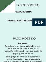 135 Clase Pago Indebido