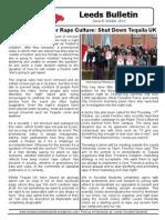 Leeds Socialist Students Bulletin 8