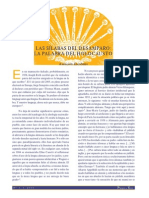 Escribano Asunción - Las sílabas del desamparo - La palabra del holocausto