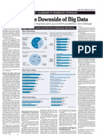 The corporate downside of Big Data