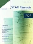 A*STAR Research April 2013-September 2013