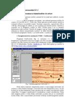 PALEOGRAFIA CUATERNARULUI LP.3 Determinarea lăţimii inelelor de arbori
