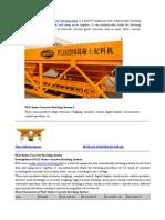 PLD1200 Concrete Batching