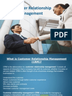 Crm ppt for study