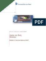 7.M24 Servicio DHCP