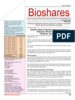 Bioshares 524 CZD Report Oct 20132