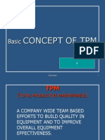 Basic Concept of Tpm