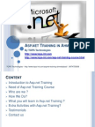 ASP.Net training in Ahmedabad for Students and Fresher's