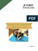 Extracto de Tendencia - High-low Tech