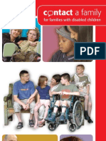 Contact a Family - Transforming the lives of families with disabled children