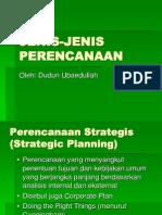 02-jenis perencanaan