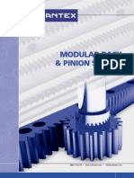 Modular Rack and Pinion System Catalog
