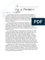 004_Lesson 4 - Nurturing a Passion for Prayer