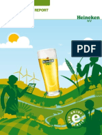 Heineken NV Sustainability Report 2009