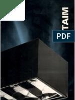 Catalogo Itaim Iluminação - Preto