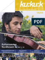 kukuk-Magazin, Ausgabe 08/2009
