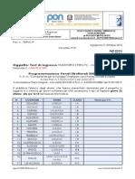 ELENCO Passaporto Per Il PC II Triennio Circolare 51