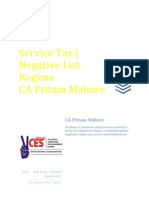 Service Tax - PDF e Book - 7th VCES Edn- CA Pritam Mahure