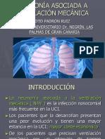 Neunomia Asociada a Ventilacion Mecanica