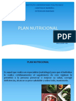 Nancy Vasquez Plan Nutricional