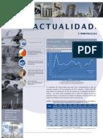 2012 Actualidad 236 Actualidad Proyectos de Inversion en Chile 3T2012