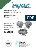 Tuthill - Manual de Mantenimiento Linea Equalizer(4000-6000)