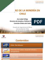 090824 Futuro Mineria u de Chile