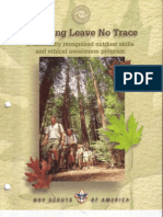 Leave No Trace BSA Guide