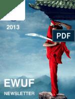 Ewuf Newsletter 2013