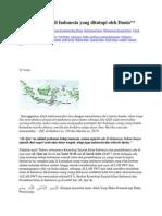 Sejarah Islam Di Indonesia Yang Ditutupi  BMOleh