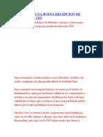 CONSEGUIR UNA BUENA RECEPCION DE TELEVISION TDT.doc
