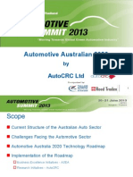 Automotive Australia Report