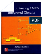 40238245 Design of Analog CMOS Integrated Circuits Behzad Razavi Marcado