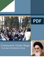 Community Under Siege