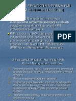Upravljanje Projektima Pmi