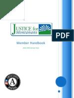Americorps Member Handbook2012‐2013 Service Year