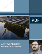 Ctr+Alt+Delete - Iran's Response to the Internet