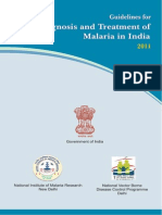 Guidelines for Diagnosis2011 -malaria