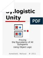 Syllogistic Unity
