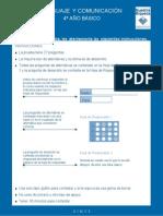 Modelo de Prueba - Lenguaje y Comunicacion 4TO