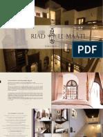 Descriptif Riad El Maati NVO