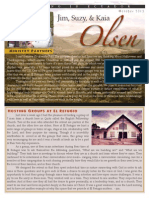 Olsen Newsletter October 2013