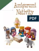 Amigurumi Nativity