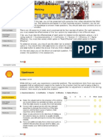 Shell Cognitive Test Part 1 - Decision Making