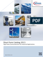 Infineon - Short Form Catalog - 2013