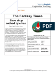 The Fantasy Times