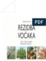 Guido Sirtori - Rezidba Voćaka