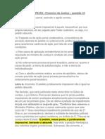 CESPE - 2013 - MPE-RO - Promotor de Justiça – questão 18